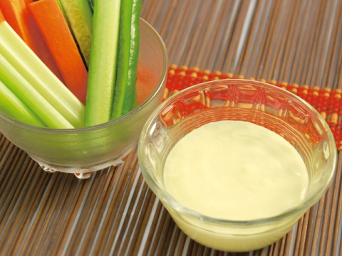 Homemade Organic Mayonnaise / 手作りオーガニックマヨネーズ