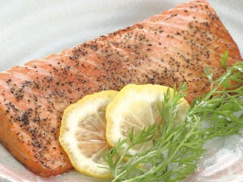 20-minute Smoked Salmon / 20分スモークドサーモン
