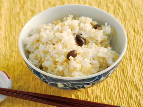 The best zakkoku rice-recommended by Nijiya / ニジヤおすすめ雑穀ごはん