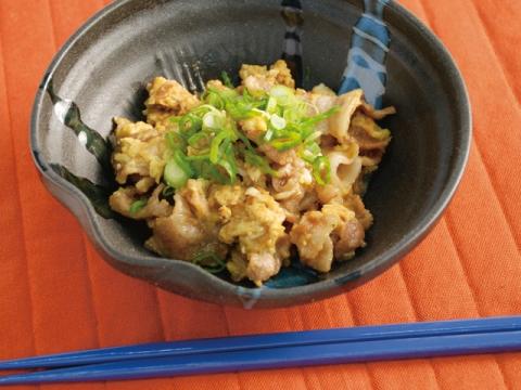 Buta-Tama (Pork Omelet)<br>ぶたたま