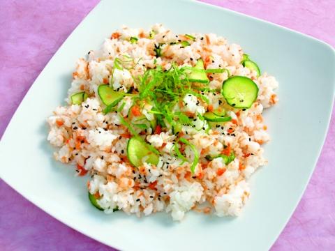 Salmon Chirashi<br/>鮭ちらし